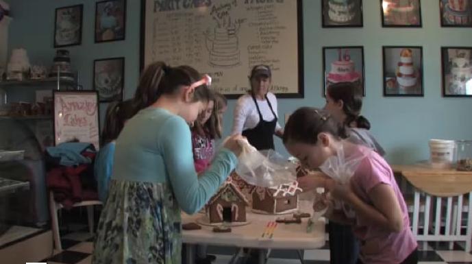 Amazing Cakes Web Video