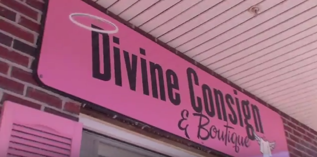 Divine Consign Web Video