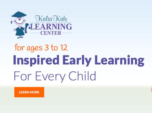 Kalia Schools WordPress Website Design