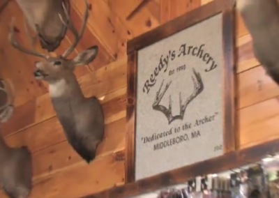 Reedy's Archery TV Commercial