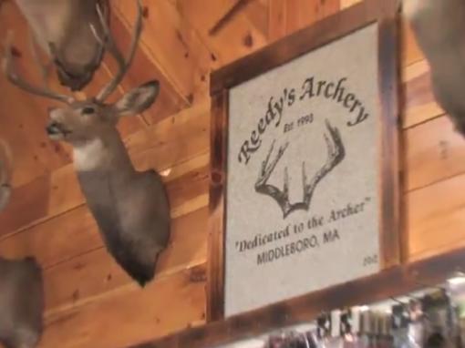 Reedy's Archery TV Commercial